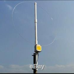 0.1M-180MHz Active Loop with Receiving Antenna Kit For SDR Radio K-180WLA