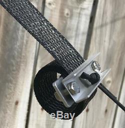 160m/80m K5WZ Dual Resonance Horse Fence Antenna / 6m-160m