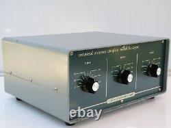 1970s TOKYO HY-POWER HC-2500 2.5KW HF HAM RADIO ANTENNA COUPLER TUNING UNIT ATU