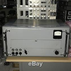 1.6-30Mhz 30Mhz ANTENNA SWITCH COUPLER W TUBES TELEFUNKEN V118KW4 HAM RADIO
