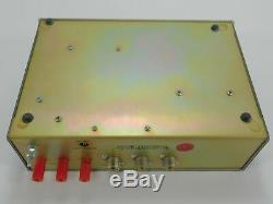 (1) MFJ-949E Versa Tuner II 300W Ham Radio Antenna Tuner Looks & Works Great