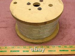 250' 3/4(. 75) wide copper ground strap. Perfect size for mobile bonding tinned