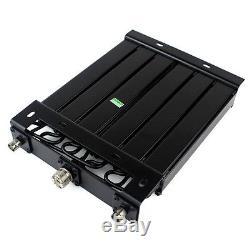 25W UHF 380-470Mhz 6 Cavity Duplexer for Motorola Repeater Enclosurer TRACK New