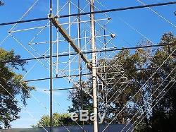 2 Meter N 6 Meter Quad Antenna