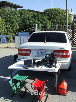 392M HF VHF mobile antenna mars cap 600 watt HOA emcomm emergency mars field day