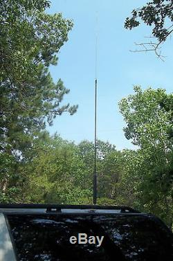 392M HF mobile antenna coil all band ham marine mars cap military 80