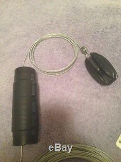 3 Band Resonant End Fed Antenna Hf Antenna No Atu End Fed 10-20-40m 12m Length