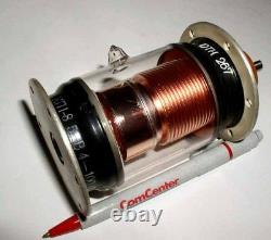 4-100pF 10kV (5kV) Vacuum Variable Capacitor (Tuner)