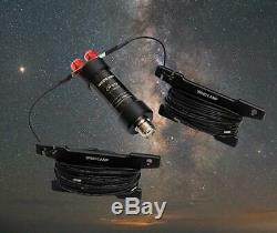 5-50MHz HF Horizontal Dipole Antenna Ant for Ham Radio + Waterproof Balun