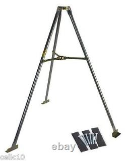 5' Tripod & Lag Kit for Masts up to 1-3/4 EZ 48-5A USA Made Antenna Mount