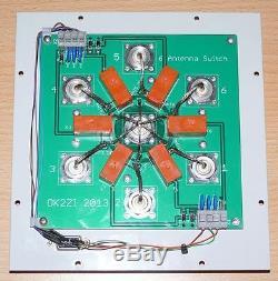 61 Kurzwellen Antenne Schalter Bausatz N-Stecker oder SO-239