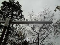 6 meter magic band horizontal omni directional loop antenna system 50Mhz SSB CW