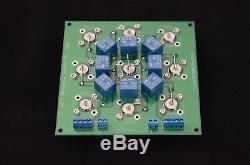 8 Position Wireless Ham Radio Antenna Switch WIFI web controlled with status