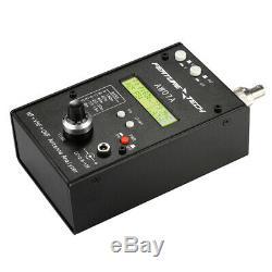 AW07A HF/VHF/UHF 160M Impedance SWR Antenna Analyzer Meter for Ham Radio U6U7