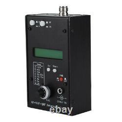 AW07A HF+VHF+UHF SWR Antenna Analyzer Tester Meter Ham Radio Hobbyists 10-500