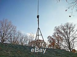 All Band multi-band 13-Band HF VHF Vertical antenna Ham Radio Amateur SDR