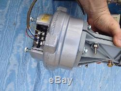 Alliance Hd-73 Rotor Antenna Rotator + Control Controller Nice
