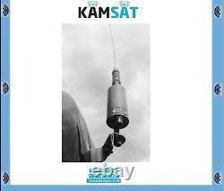 Alpha Antenna Moto-mfj 6-40m Multiband Hf Mobile Antenna Stainless Steel Spring