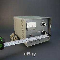 Amateur HAM RADIO Tube Transmitter Antenna Amplifier 50 Mc Amp