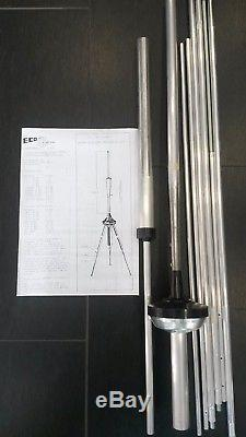 Antenna Base Bibanda Con Trappola 50/70 Mhz Eco Antenne Art 128