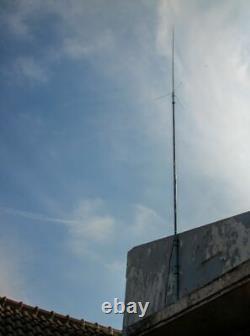 BRC HP-500 High Gain VHF/UHF Base Antenna- 8.3 dB (VHF) /11.7 dB(UHF) SO 239