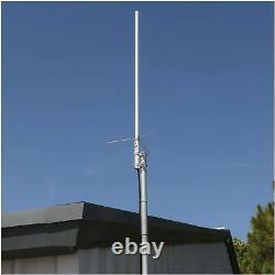 Base Antenna kit with Diplexer and cables 135-180 430-480 6dbd MURS GMRS celwave