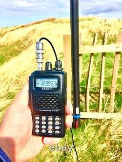 BlackKnight Civil & Military VHF/UHF RX Antenna