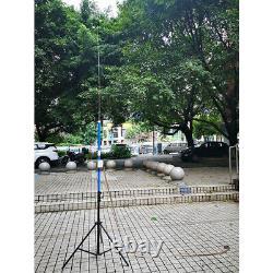 By BG8GVJ Outdoor HF Amateur Radio Antenna indoor balcony For Xiegu G90 Q900