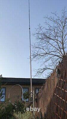 CHA250 HF Antenna. Used 24 Hours