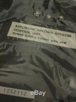 CHANEL STAR ROTOR ANTENNA ROTATOR + CONTROL CONTROLLER 220v