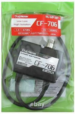 COMET CF-706A HF/6M/2 MTR 70cm DUPLEXER ICOM 706/ FT 857 AUTHORIZED DEALER F/S