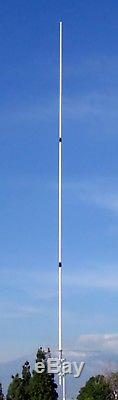COMET GP-9 Base antenna, 2m/70cm, UHF, 17ft