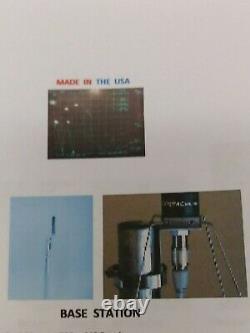 COMPACtenna 2M/220/440 Optimized Compact High Performance HAM Radio Antenna 7.5