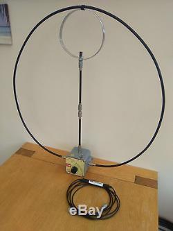 Chameleon Antenna Magnetic Loop F-Loop Portable HF Loop Antenna 3 5