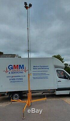 Clark MASTS 7,5 meter Radio Antenna Amateur Ham Aerials Beams CB Radio 3X LIOGHT