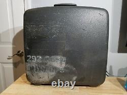 Collins CC-3 Samsonite Case Suitcase KWM-2A 312B-5 TD-1 Antenna HAM RADIO GEAR