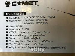 Comet CHV-5X