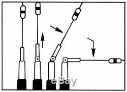 Comet HP-32FHN Heavy Duty High Power VHF/UHF 144-148 & 440-450 Ham Radio Antenna