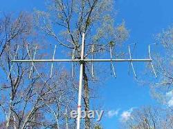 Cubical Quad Antenna for 2 meter 144/148 mhz. 4 ELEMENT