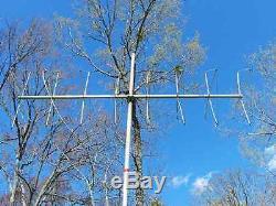 Cubical Quad Antenna for 2 meter 144/148 mhz  9 ELEMENT