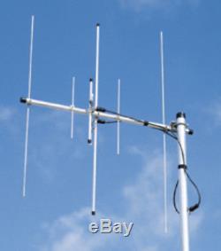 Cushcraft A270-6S 2m/440m Dual Band Yagi Base Antenna. Free S/H