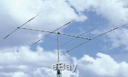 Cushcraft A-4S Four Element HF Yagi Antenna 10/15/20 Meters Ham Radio Base