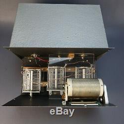 Custom Ham Radio Roller Inductor Coil Transmitter Antenna Tuner