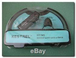 DEGEN #31MS Indoor MWithSW Receiver Soft Loop Magnetic Portable Antenna/ Home Trip