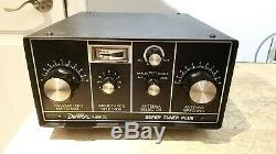 DENTRON Super Antenna Tuner Plus NICE C MY OTHER HAM RADIO GEAR ON EBAY