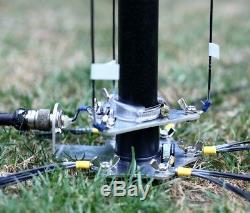 DX Commander Lite 7m Multi-Band Vertical 30m, 20m, 17m, 15m, 12m, 10m, 6m Kit