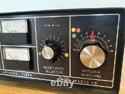 Dentron MT-3000A Vintage 3KW Ham Radio Antenna Tuner