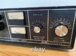 Dentron MT-3000A Vintage 3KW Ham Radio Antenna Tuner (2)