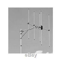 Diamond A144S5 High Gain 144-148 MHz 2 Meter Yagi Amateur Ham Radio Base Antenna