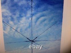 Diamond Cp 6 80-6m Compact Hf Verticle Antenna Brand New Stock